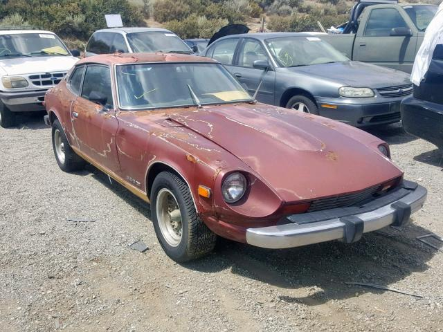 click here to view 1976 DATSUN 280 ZX at IBIDSAFELY