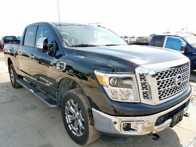 click here to view 2018 NISSAN TITAN XD S at IBIDSAFELY