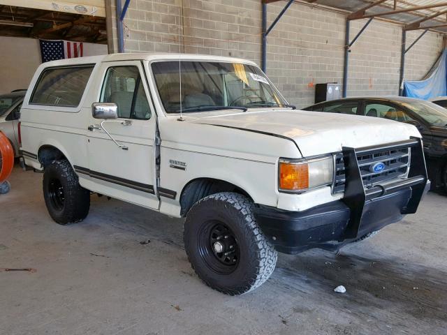 1989 FORD  BRONCO U10