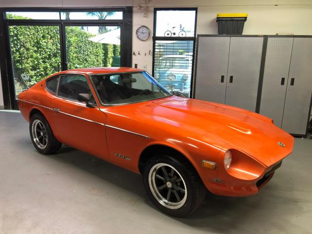 click here to view 1975 DATSUN 280Z at IBIDSAFELY