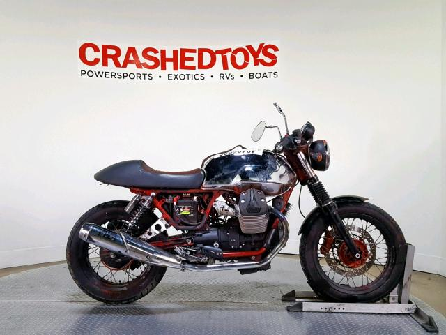 click here to view 2014 MOTO GUZZI V7 CLASSIC at IBIDSAFELY