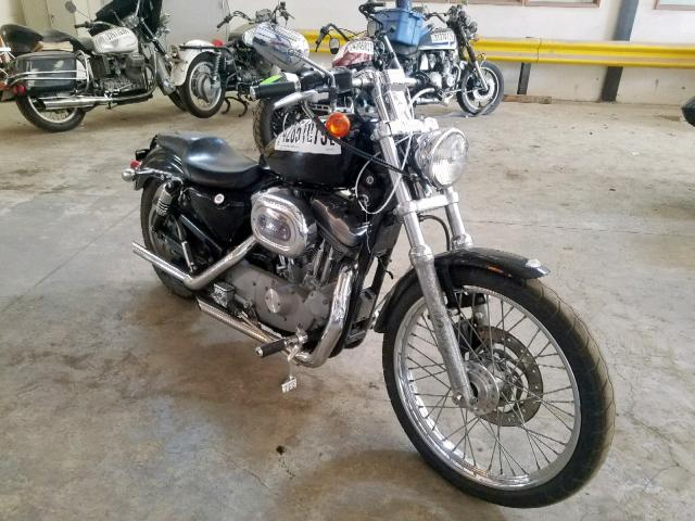 click here to view 2003 HARLEY-DAVIDSON XL883 C at IBIDSAFELY