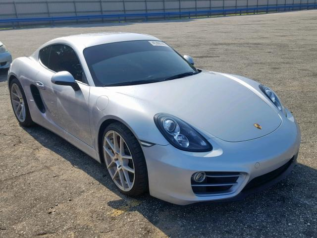 click here to view 2014 PORSCHE CAYMAN at IBIDSAFELY