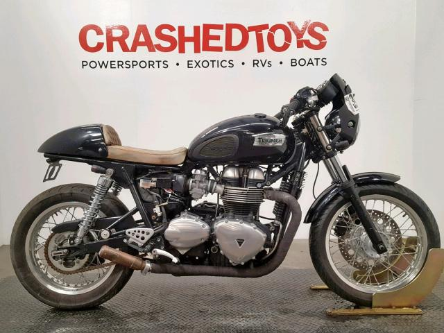 click here to view 2013 TRIUMPH MOTORCYCLE THRUXTON at IBIDSAFELY