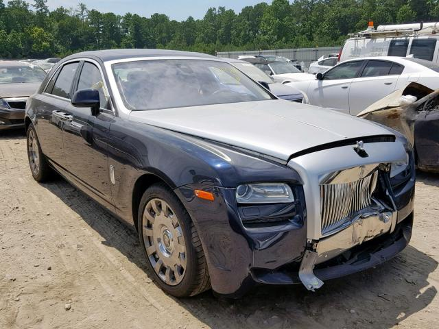 click here to view 2013 ROLLS-ROYCE GHOST at IBIDSAFELY