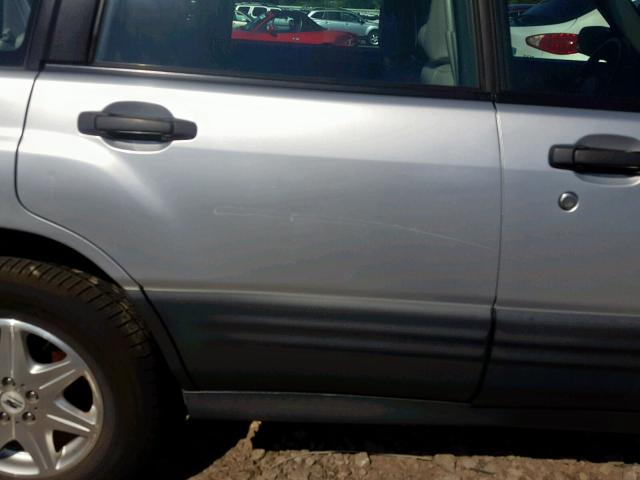 2002 Subaru Forester L 2 5L 4 for Sale in Portland OR - Lot: 45617549