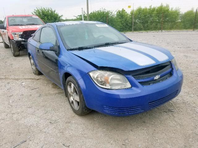 Auto Auction Ended On Vin 1g1al18f987149318 2008 Chevrolet Cobalt Lt In In Indianapolis