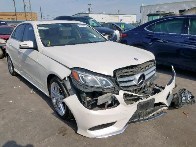 2014 Mercedes-Benz E 350 3.5L