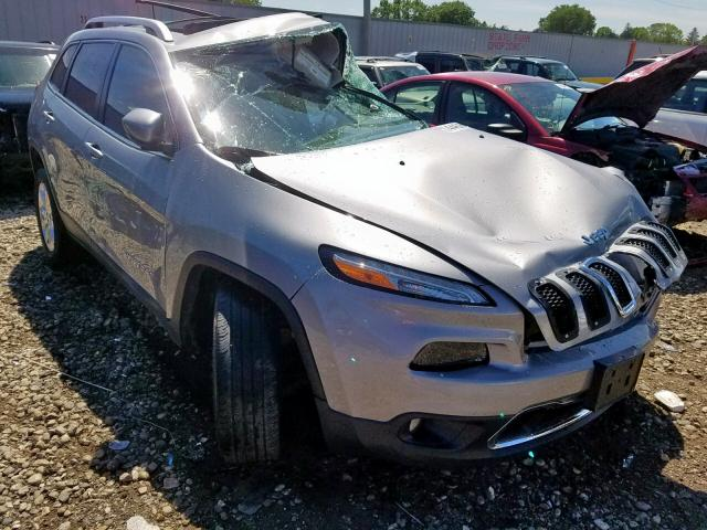 click here to view 2016 JEEP CHEROKEE L at IBIDSAFELY