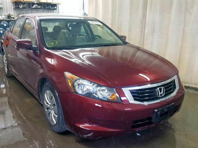 click here to view 2010 HONDA ACCORD LX at IBIDSAFELY