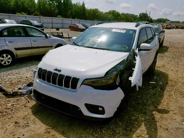 2019 Jeep Cherokee L 2 4L 4 for Sale in Memphis TN - Lot: 45333979