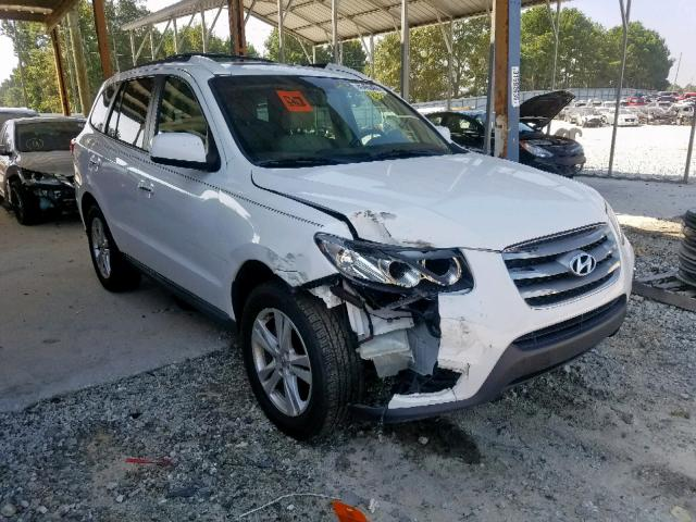 Hyundai Santa FE L salvage cars for sale: 2012 Hyundai Santa FE L