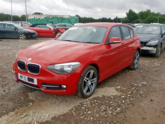 BMW 116D SPORT - 2015 rok