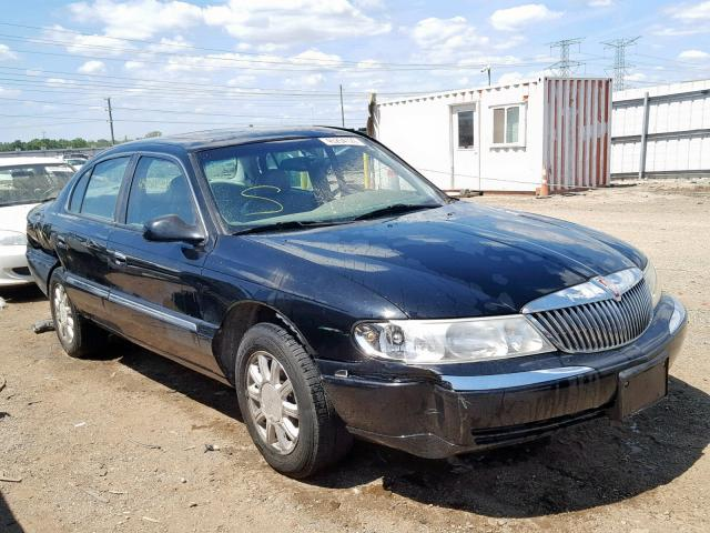 click here to view 2001 LINCOLN CONTINENTA at IBIDSAFELY