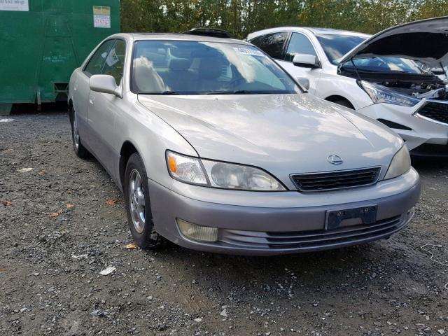 1997 Lexus Es 300 3 0L 6 للبيع في Arlington WA - Lot: 44917169