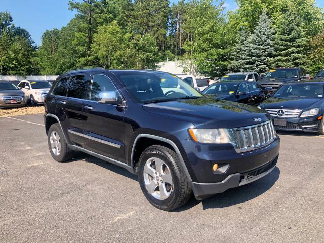 1J4RR5GG0BC656093 - 2011 Jeep Grand Cher 3.6L Right View