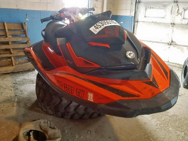 Salvage 2016 Seadoo RXP SEA DO for sale