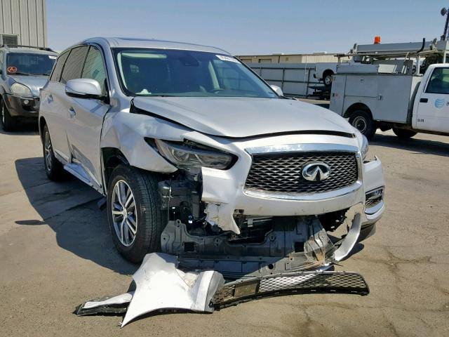 Salvage 2019 Infiniti QX60 LUXE for sale