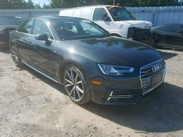 click here to view 2018 AUDI A4 PRESTIG at IBIDSAFELY