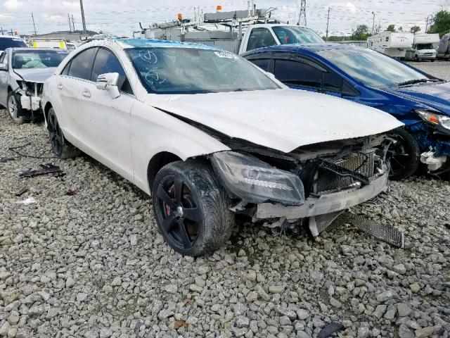 click here to view 2014 MERCEDES-BENZ CLS 550 at IBIDSAFELY