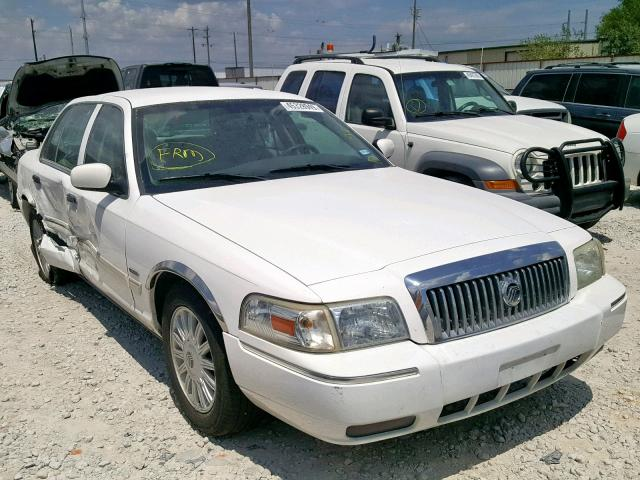 click here to view 2010 MERCURY GRAND MARQ at IBIDSAFELY