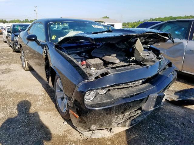 Vehiculos salvage en venta de Copart Dyer, IN: 2019 Dodge Challenger
