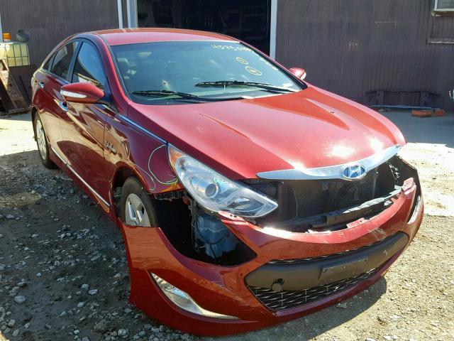 2012 Hyundai Sonata Hyb 2.4L