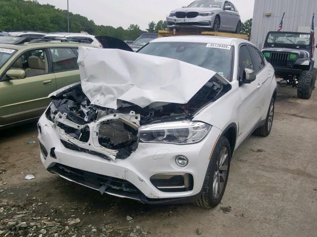2017 BMW  X6 XDRIVE3