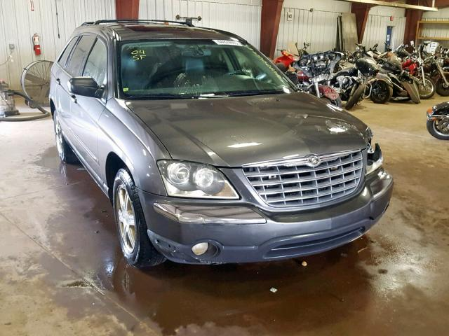 Salvage cars for sale from Copart Lansing, MI: 2004 Chrysler Pacifica