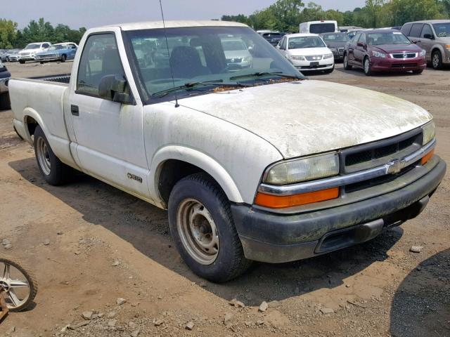Salvage, Rebuildable and Clean Title Chevrolet S10 Vehicles