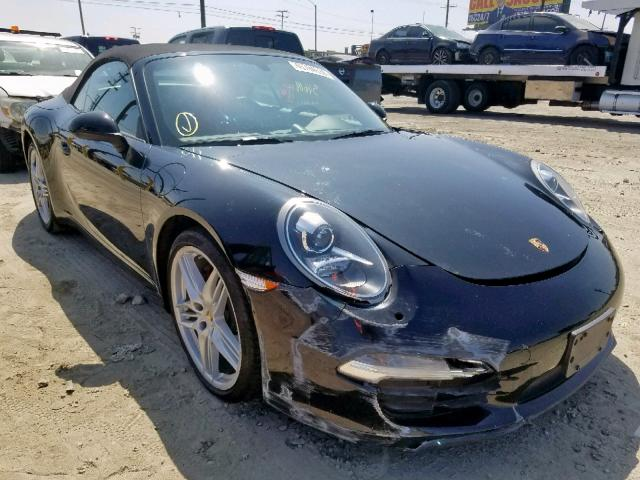 click here to view 2013 PORSCHE 911 CARRER at IBIDSAFELY