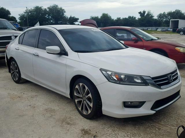 2014 Honda Accord Sport For Sale >> 2014 Honda Accord Sport For Sale At Copart Riverview Fl Lot 45853829 Salvagereseller Com