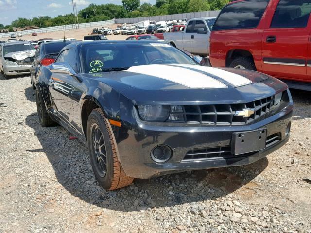 2011 Chevrolet Camaro Ls 3 6l 6 For Sale In Oklahoma City Ok Lot 45654949