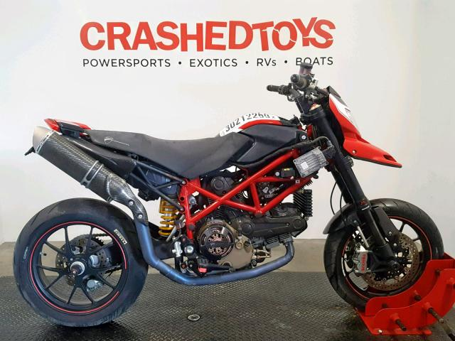 click here to view 2012 DUCATI HYPERMOTAR at IBIDSAFELY