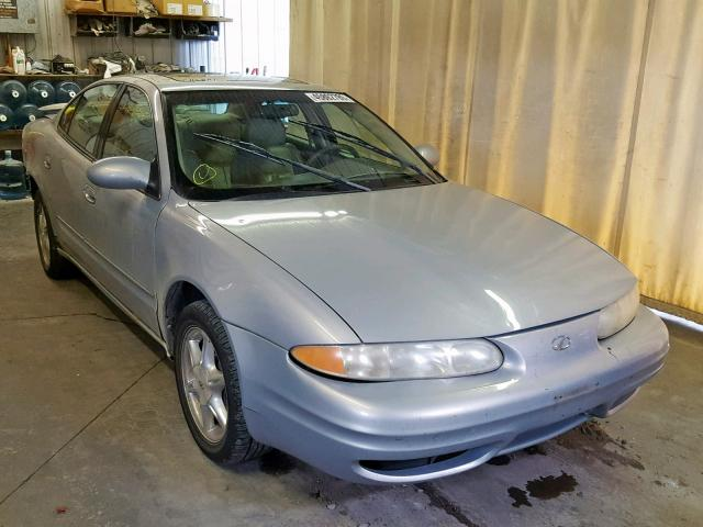 click here to view 1999 OLDSMOBILE ALERO GLS at IBIDSAFELY