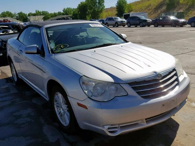 click here to view 2008 CHRYSLER SEBRING TO at IBIDSAFELY