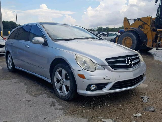 click here to view 2009 MERCEDES-BENZ R 350 4MAT at IBIDSAFELY