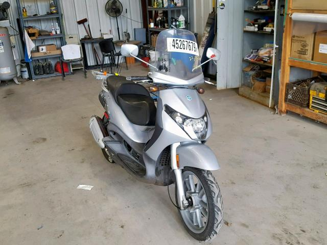 click here to view 2007 PIAGGIO BV 250 at IBIDSAFELY