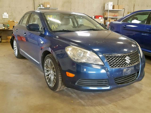 click here to view 2011 SUZUKI KIZASHI SE at IBIDSAFELY