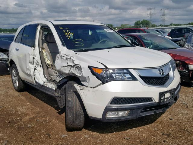 click here to view 2011 ACURA MDX TECHNO at IBIDSAFELY