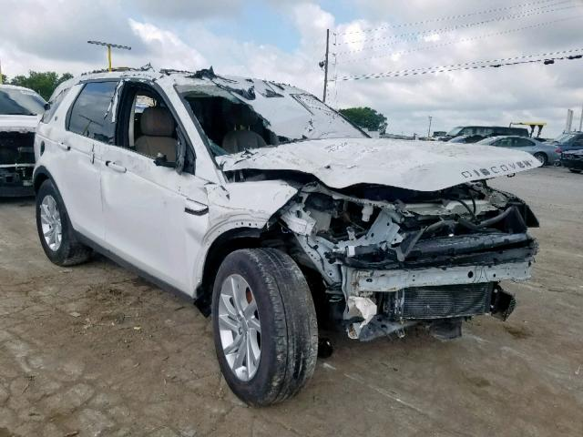 click here to view 2016 LAND ROVER DISCOVERY at IBIDSAFELY