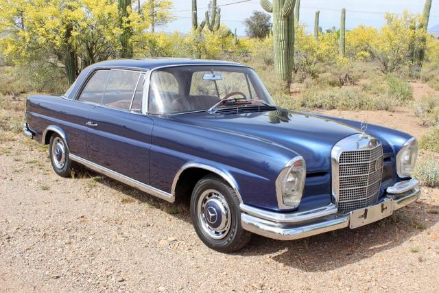 click here to view 1964 MERCEDES-BENZ 220 SE at IBIDSAFELY