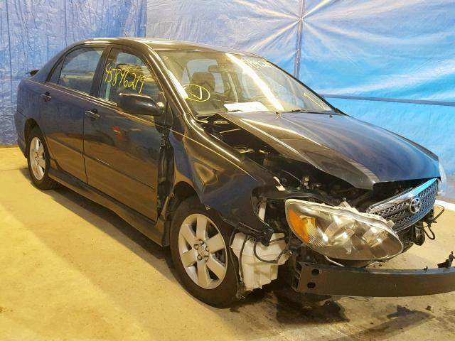 Salvage 2006 Toyota COROLLA CE for sale