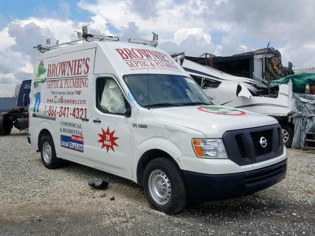click here to view 2016 NISSAN NV 2500 S at IBIDSAFELY