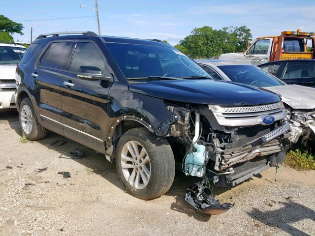 Salvage 2012 Ford EXPLORER X for sale