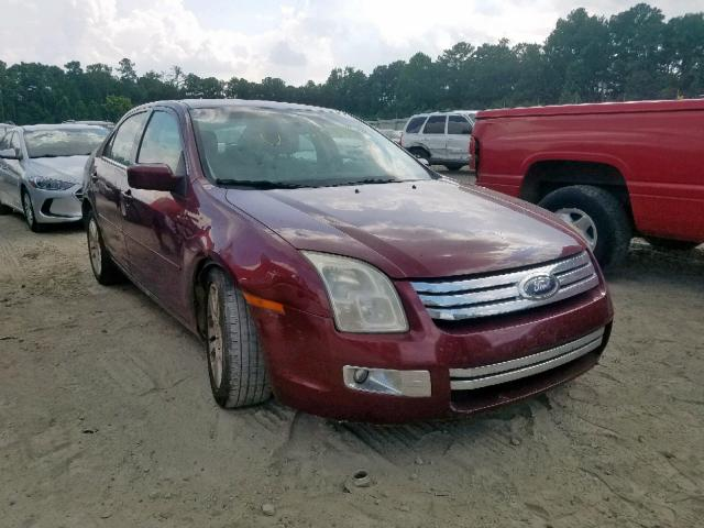 2007 Ford Fusion Sel >> 2007 Ford Fusion Sel 3 0l 6 For Sale In Ellenwood Ga Lot 45720909