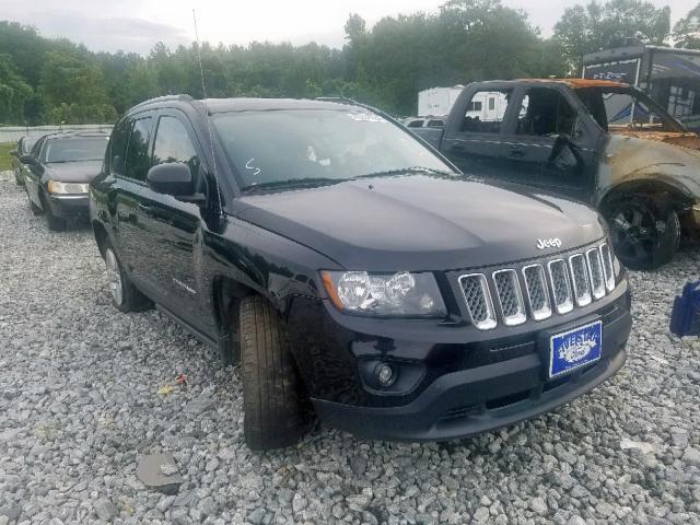 2016 Jeep Compass La 2.4L