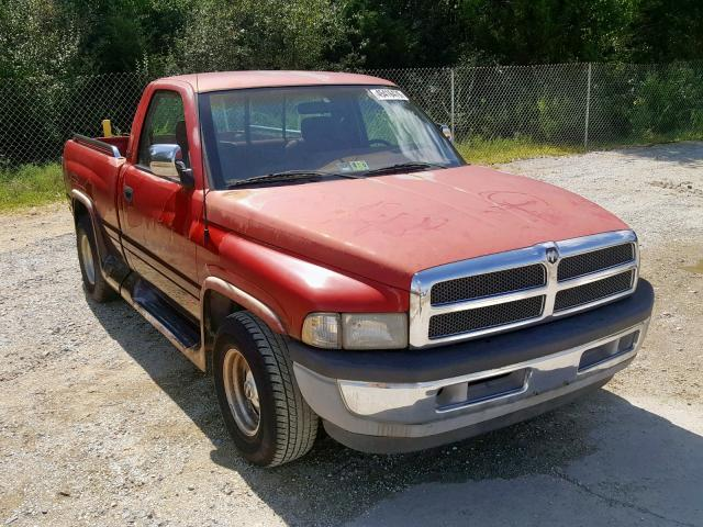 Salvage 1995 Dodge RAM for sale
