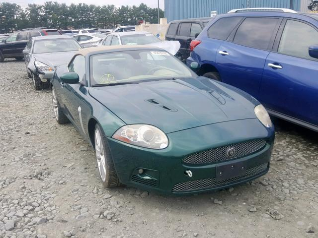 click here to view 2007 JAGUAR XKR at IBIDSAFELY