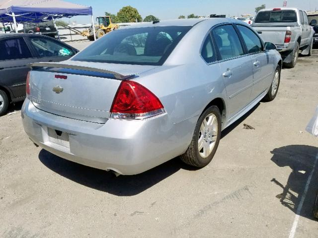 2013 Chevrolet Impala LT for sale at Copart Bakersfield, CA Lot# 45742179 |  SalvageReseller com